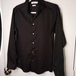 CK Long Sleeve Button Up Shirt - 18